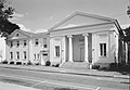 Historic American Buildings Survey, Ned Goode, Photographer July, 1958 NORTH FACADE. - First Presbyterian Church, 130 West Miner Street, West Chester, Chester County, PA.jpg