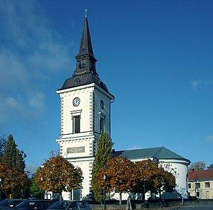 Hjo Church - Image: Hjo kyrka