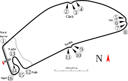 Hockenheimring prior to 2002.svg