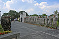Honoring the past, U.S. and Philippines hold wreath-laying ceremony to recognize POWs at Pangatian War Memorial 140509-M-SD123-476.jpg