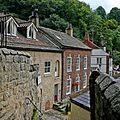 Houses at foot of Gallons Steps, Knaresborough (5081638353).jpg