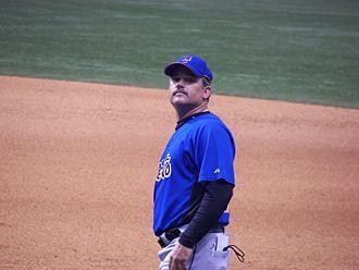 Howard Johnson (baseball) - Johnson with the New York Mets