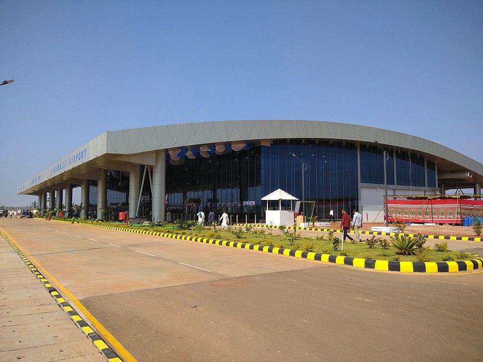 Hubballi Airport new Terminal