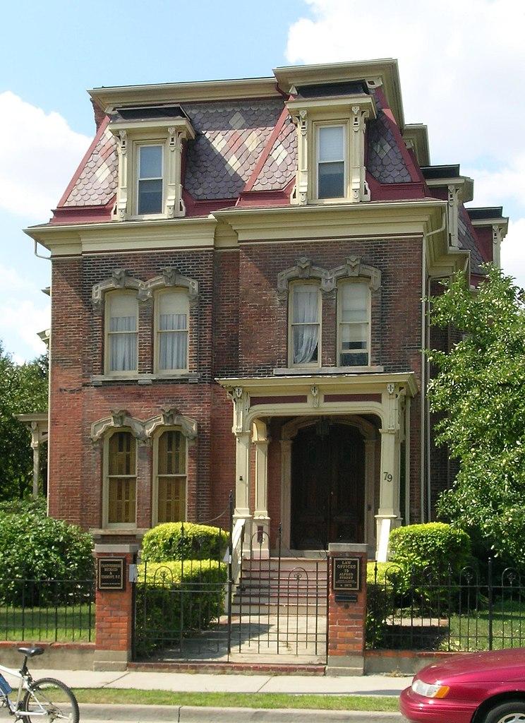 File Hudson Evans House Wikimedia Commons