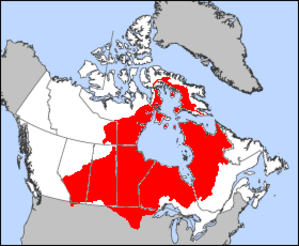 Hudson Bay - Hudson Bay drainage basin