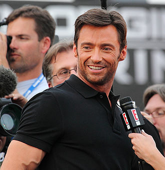 Greek Australians - Hugh Jackman, actor