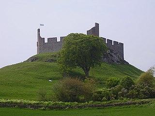 Hume Castle Scottish castle (ruin)