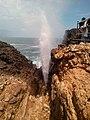 Hummanaya(Blow hole), Kudawella, Sri Lanka.jpg