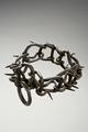 Hundhalsband, skydd vid vargjakt - Livrustkammaren - 86134.tif