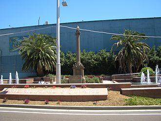 St George (Sydney) - Memorial Square, Hurstville