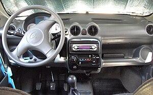 Hyundai Atos - Interior
