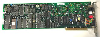 IBM Music Feature Card - Image: IBM music feature sound card