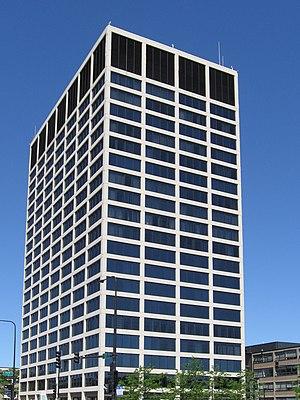 IIT Research Institute - IITRI Tower (Built 1964–65; Dedicated 1966)