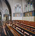 INTERIEUR, PANEELSCHILDERINGEN MET KRUISWEGSTATIE (LAMBERT LOURIJSEN, CIRCA 1925) - Beverwijk - 20291241 - RCE.jpg