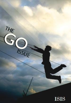 The Isis Magazine - Image: ISIS Magazine The Go Issue November 2011 cover