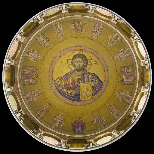 ISR-2013-Jerusalem-Holy Sepulchre-dome