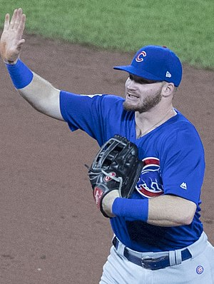 Ian Happ - Happ with the Chicago Cubs