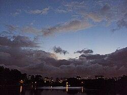 definition of dusk