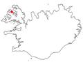 Iceland Ísafjörður position.PNG