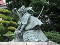 Ichikawa Danjuro Ⅸ Statue 02.JPG