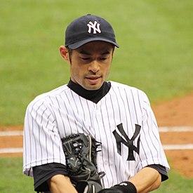 Ichiro Suzuki - Simple English Wikipedia, the free encyclopedia