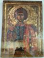Icona di san giorgio, XV secolo.JPG