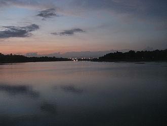 Idroscalo - Idroscalo at sunset