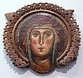 Ignoto campano, testa di maria e del bambino, 1280 ca., da s.aniello a caponapoli, 01.JPG