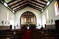 Igreja de Santa Bárbara, nave, Pontas Negras, Lajes do Pico, ilha do Pico, Açores, Portugal.JPG