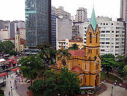 Largo do Paiçandu.