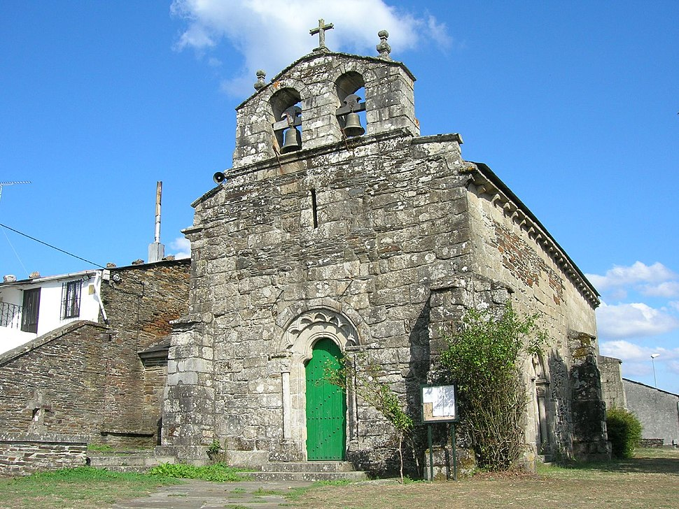 Igrexa de Santiago de Baamonde