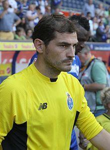 83f5eb70167 Iker Casillas Fernández - Viquipèdia, l'enciclopèdia lliure