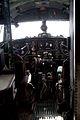 Ilyushin Il-14P Crate Bulgarian Air Transport Cockpit SATM 05June2013 (14414226487).jpg