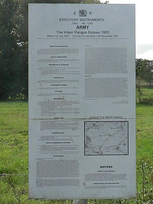 Imber - The Imber Ranges Bylaws