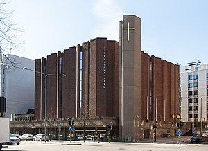 Immanuel Church, Stockholm - Image: Immanuelskyrkan Stockholm