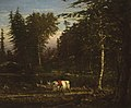 In the Adirondacks by George Inness.jpeg