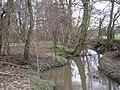 Inchford Brook west of Haseley Green - geograph.org.uk - 1777528.jpg