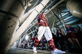 Feeric Fashion Week - Individual fashion show in Boromir grain mill