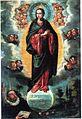Inmaculada con Miguel del Cid, de Francisco Pacheco (Catedral de Sevilla).jpg