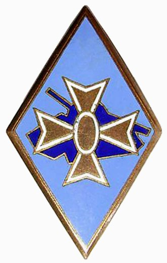 1st Armored Division (France) - Image: Insigne 1° DB