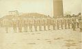 Inspection, Naval Prison, Portsmouth, NH, circa 1910 (20769978769).jpg