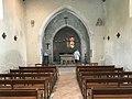 Intérieur de l'église Saint-Maurice de Saint-Maurice-de-Beynost en septembre 2018 - 32.JPG