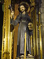 Interior of Santa Maria del Pi - Sant Francesc d'Assís.JPG