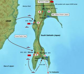 Invasion of South Sakhalin