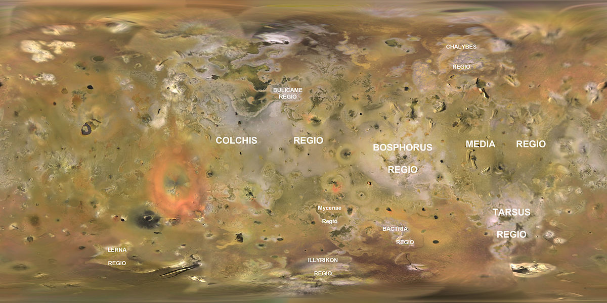 List Of Regions On Io Wikipedia
