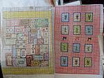 نقشه قدیمی گلیم فرش طراحی فرش - ویکیپدیا، دانشنامهٔ آزاد