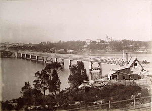 Iron Cove Bridge - Image: Iron Cove Bridge Picture 5