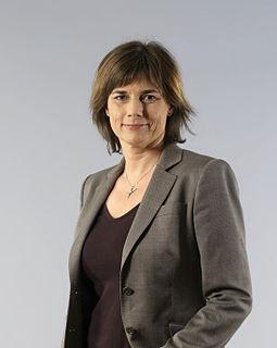 Isabella Lövin Swedish politician
