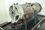 Ishikawajima-Harima XJ3 turbojet engine left front view in Yamato Museum May 6, 2019 01.jpg
