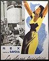 Italia, flotte riunite, rex e conte di savoia, la classe turistica, genova 1932.jpg